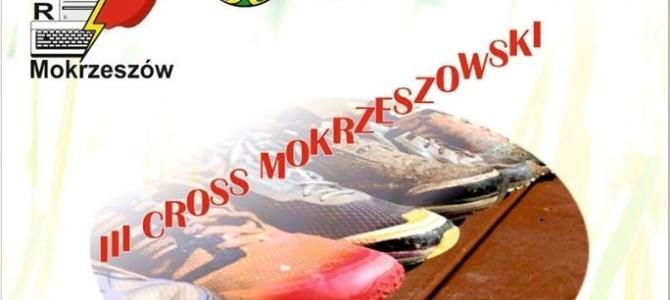 Zapraszamy na III Cross Mokrzeszowski