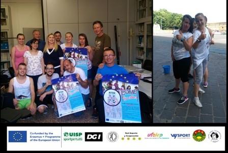 Gonimy Europę – LZS-y w projekcie Come Together!