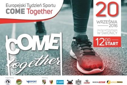 Świdnica na sportowej mapie Europy – Come Together Youth