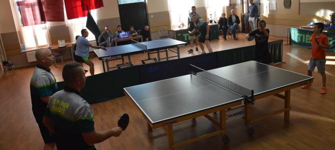 Tenis stołowy – wyniki!