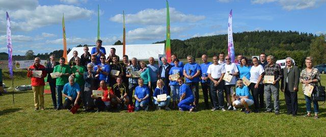 Sportowe weekendy na wsi – dwubój strzelecki i zakończenie